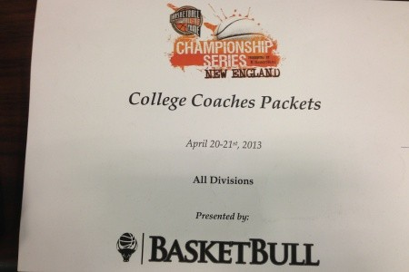 BasketBull Summer Championships - Division III Packet